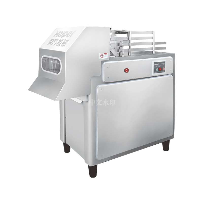 QK-2000冻肉切块机