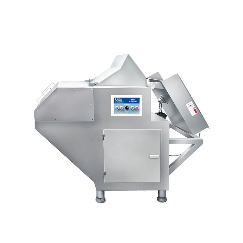QK/P-600C冻肉切块机